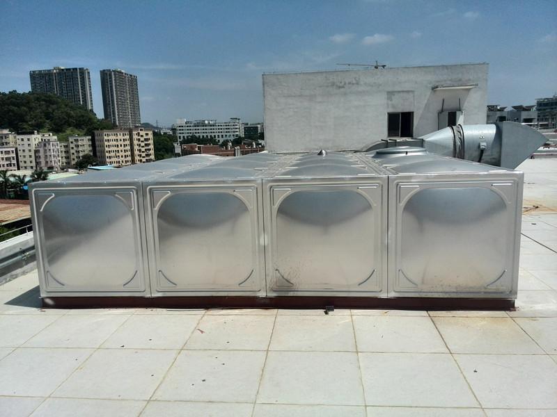 昆明高位不锈钢水箱都有哪些供水形式